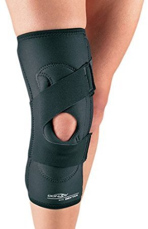 DONJOY-Lateral-J-Patella-Knee-Brace-Hinged-0