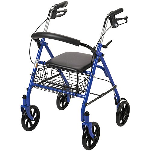 Drive-Medical-Four-Wheel-Rollator-with-Fold-Up-Removable-Back-Support-0