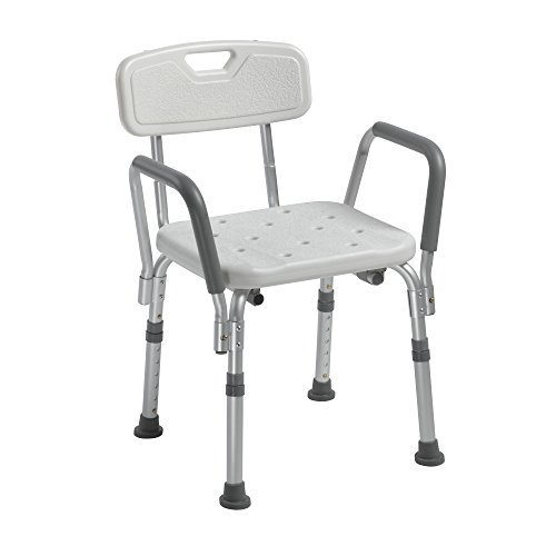 Drive-Medical-Knock-Down-Bath-Bench-with-Back-and-Padded-Arms-White-0