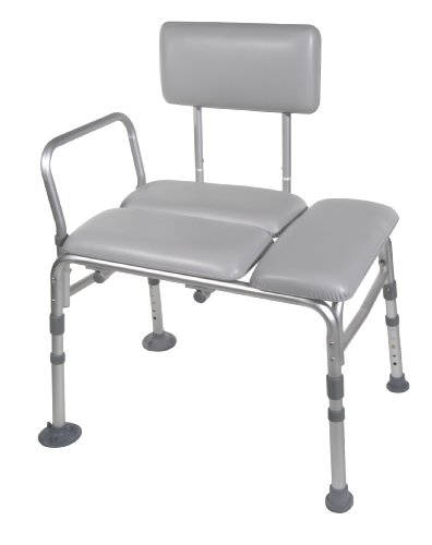 Drive-Medical-Padded-Seat-Transfer-Bench-Gray-0
