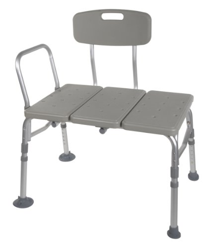 Drive-Medical-Plastic-Transfer-Bench-Gray-0