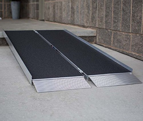 EZ-Access-Suitcase-Ramp-Advantage-Series-4-FT-Length-Residential-for-wheelchairs-or-scooters-0