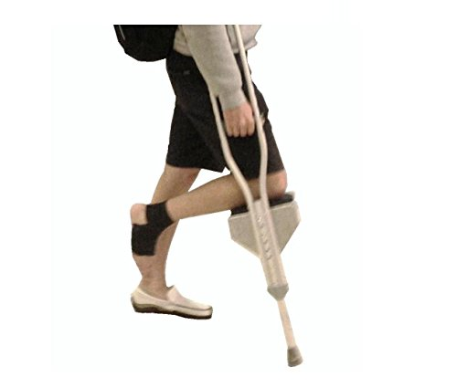 Freedom-Crutch-Padded-Knee-Rest-Attaches-to-Standard-Crutches-for-Hands-Free-Mobility-Relieves-Underarm-Discomfort-0