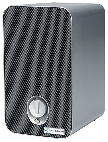 GermGuardian-AC4100-3-in-1-HEPA-Air-Purifier-System-with-UV-Sanitizer-and-Odor-Reduction-11-Inch-Table-Top-Tower-0