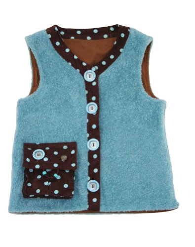 Kozie-Clothes-Girls-Sensory-Weighted-Vest-0-0