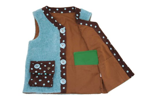 Kozie-Clothes-Girls-Sensory-Weighted-Vest-0-1