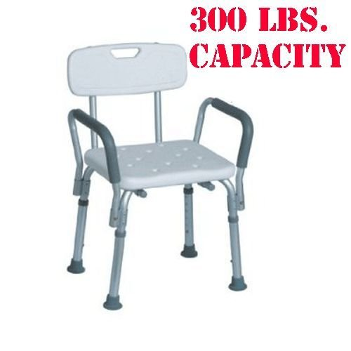MedMobile-Heavy-Duty-Bath-Bench-with-Back-and-Removable-Padded-Arms-0