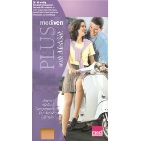 Medi-Plus-Thigh-High-W-Waist-Attachment-30-40mmHg-Petite-Open-Toe-Right-Leg-I-BGE-0