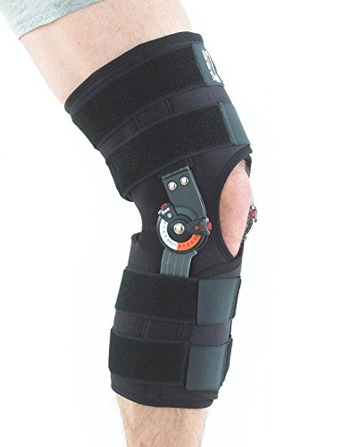 Neo-G-Medical-Grade-VCS-Adjusta-Custom-Fit-Hinged-Knee-Brace-fully-adjustable-for-comfort-and-fit-with-flexion-hinge-system-0-0