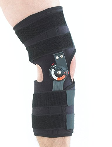 Neo-G-Medical-Grade-VCS-Adjusta-Custom-Fit-Hinged-Knee-Brace-fully-adjustable-for-comfort-and-fit-with-flexion-hinge-system-0