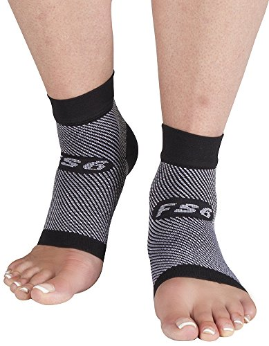 OrthoSleeve-FS6-Compression-Foot-Sleeve-Pair-0