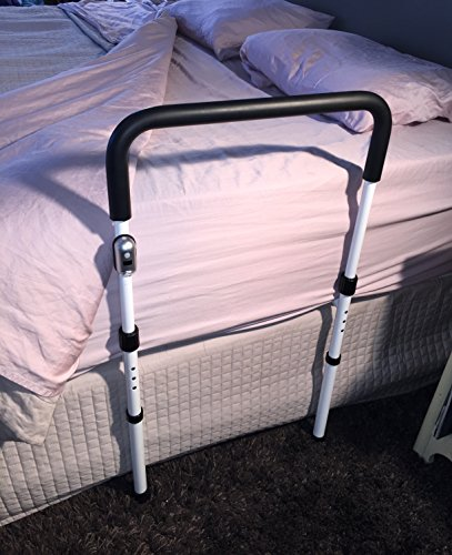 Platinum-Health-Lumarail-Bed-Assist-Support-Bar-Handle-with-LED-Sensor-Nightlight-and-Anchor-Strap-0-0