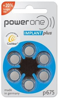 Power-One-Cochlear-Implant-675-Batteries-5-60-Packs-Total-300-Batteries-0