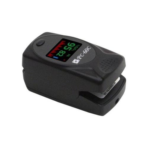 Quest-OXM-PC-60C2-Sport-Pulse-Oximeter-with-Perfusion-Index-Indicator-and-True-Color-OLED-Display-0