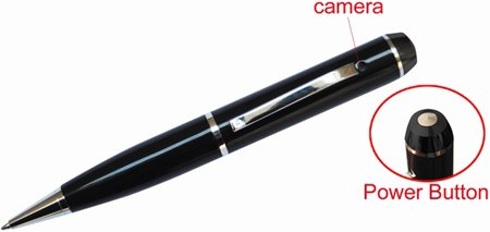 SecuriX-Motion-Detection-Pen-Camcorder-8GB-Camcorders-0-1