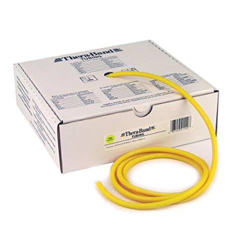 Thera-Band-Tubing-Color-Yellow-100-ft-0