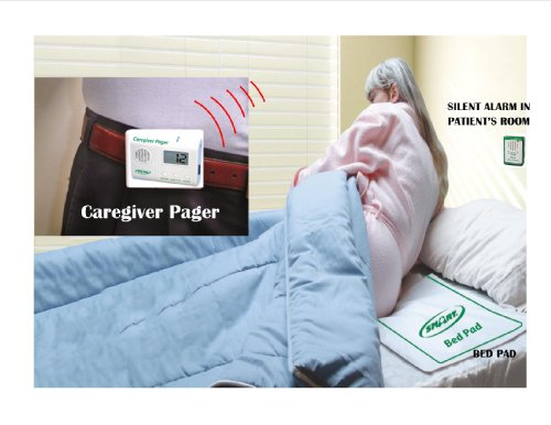 Wireless-Monitor-Bed-Pad-Pager-No-Alarm-in-Patients-Room-Can-Send-Alert-up-to-150-From-Pad-to-Pager-0