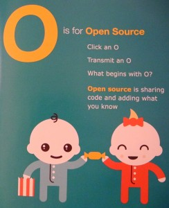 O for Open Source