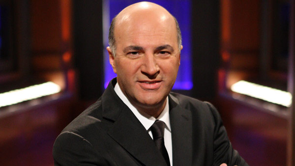 ABC's Kevin O'Leary brings a little Hollywood to Academic
