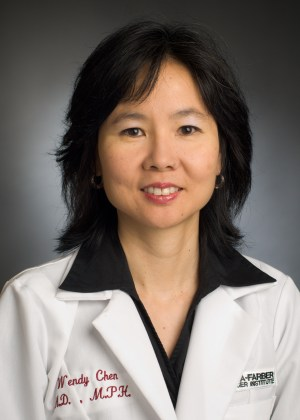 Staff Portrait of Wendy Chen, M.D.