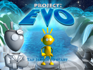 Project:EVO, a video game designed by Akili Interactive Labs, is currently being tested in several clinical studies.   Photo courtesy of PureTech Health.