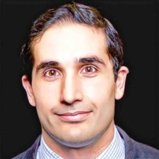 Arshya Vahabzadeh MD | Photo courtesy of LinkedIn