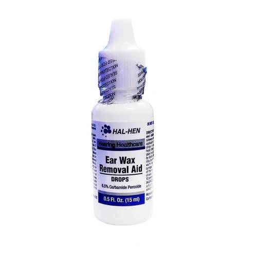 טיפות להסרת שעווה EAR WAX DROPS 6