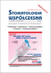 Stomatologia Współczesna nr 2/2007