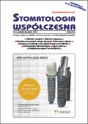 Stomatologia Współczesna nr 2/2012