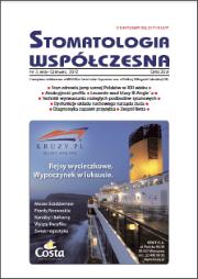 Stomatologia Współczesna nr 3/2012