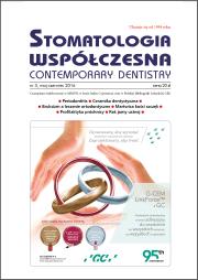 Stomatologia Współczesna nr 3/2016