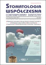 Stomatologia Współczesna nr 6/2015