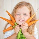 Photo of Користь моркви для дитячого здоров'я