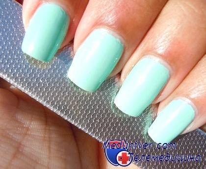 Пилочки для натуральных ногтей