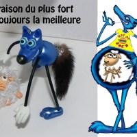 Challenge fable de La Fontaine
