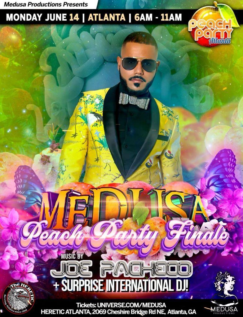 Peach Party 2021 Finale - DJ Joe Pacheco