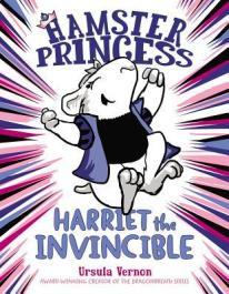 Hamster Princess #1 (Finished Copy)