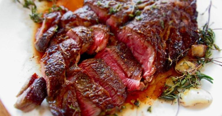 Liellopa steiks