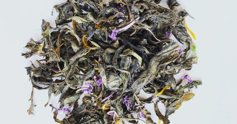 Ugunspuķu tēja (Ivan chai)