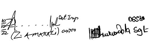 Как придумать надежную подпись?