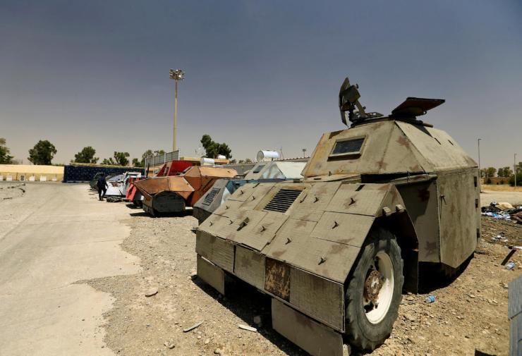 aWOHcs8l23hAJvJySmc1_A Джихад-мобили во всей красе. Машины смерти представлены в Ираке