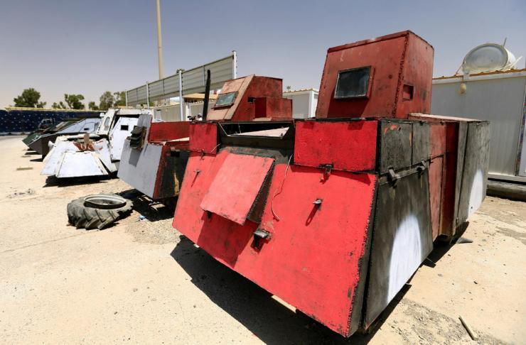 C7ZCmYbUL897cY0i96Nt_Q Джихад-мобили во всей красе. Машины смерти представлены в Ираке