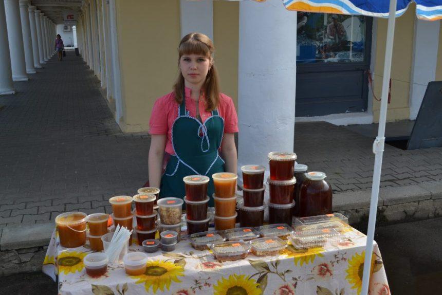 торговля медом