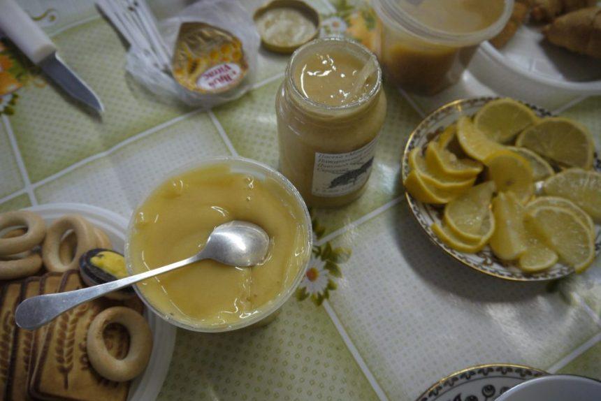 дегустация меда