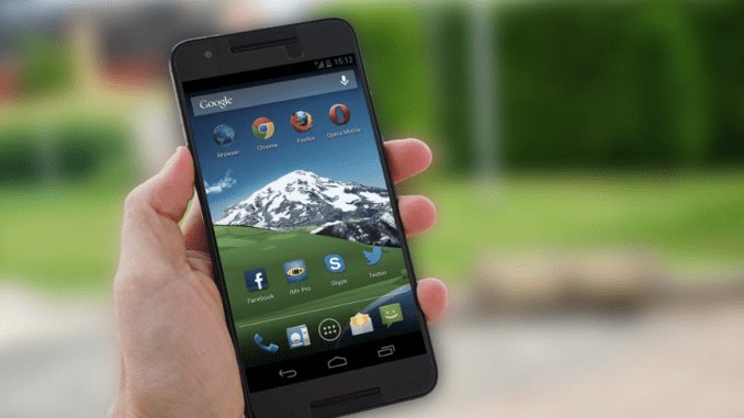 Remotely Control Android Phone from Another Android Device