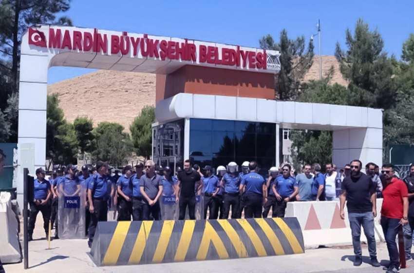 Two million Turkish lira missing from Mardin municipality