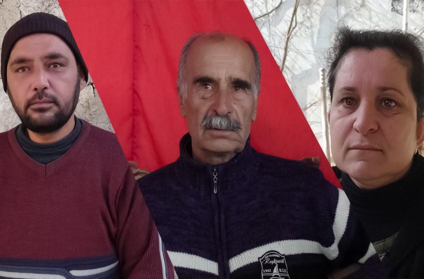 The family members of hunger striking prisoners appeal for international solidarity