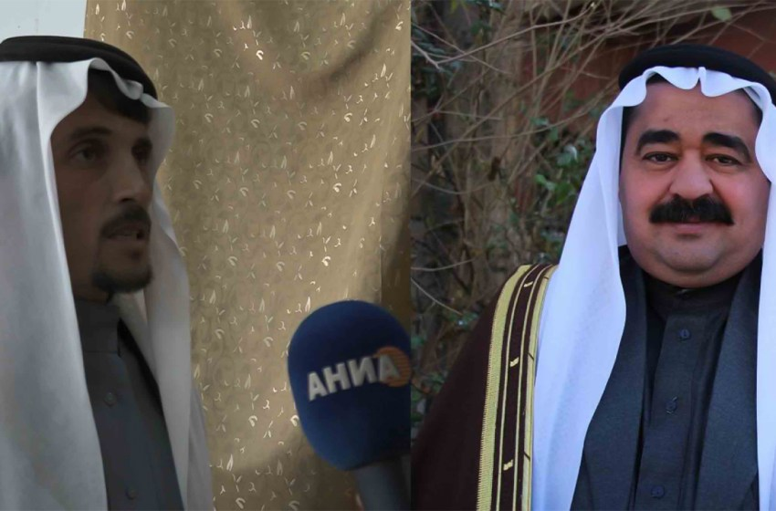 Tribal leaders in Manbij condemn Turkish state attacks in North and East Syria