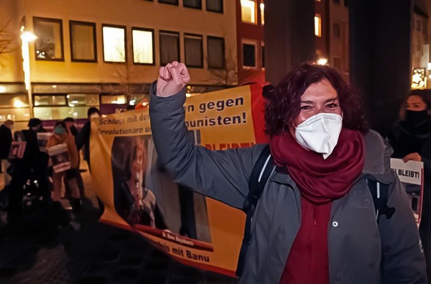 "Dr. Banu Büyükavcı: ""The German state sees us as a threat"""