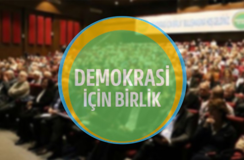 The Union for Democracy organizes 'democracy conference' in Turkey